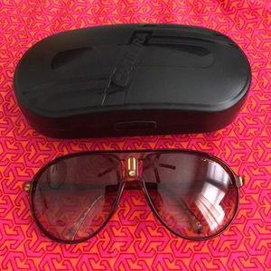 Vintage Carrera Tortoise Sunglasses